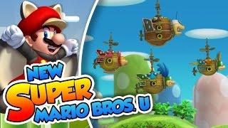 El comienzo de una nueva aventura   01   New Super Mario Bros U con @Naishys