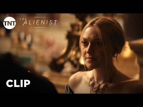 The Alienist: Angel of Darkness - John and Sara Spar About His Engagement [CLIP] | TNT