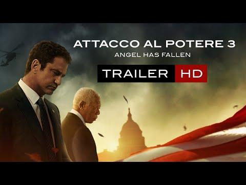 Preview Trailer Attacco al Potere 3, trailer italiano ufficiale