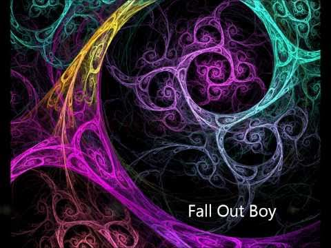 I've Got All This Ringing In My Ear, And None In My Fingers-Fall Out Boy(Lyrics)(HD)