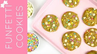 🎀RECIPE: http://www.lindsayannbakes.com/2017/06/video-white-chocolate-chip-funfetti.html🎀ALL-NEW VIDEOS: http://bit.ly/LindsayAnnBakesYouTube♡Sweet buttery cookies, with a hint of sweet funfetti cake batter flavor, studded with festive colorful sprinkles and white chocolate chips that tastes like the icing on the cake! These cookies have a perfect chewy center and crispy edges with a hint of sweet almond and vanilla throughout, that make it taste just like funfetti cake, without any cake mix!♡Have a video request that you would like to see? Let me know! Connect with me @LindsayAnnBakes to say hi & tag YOUR creations with #LindsayAnnBakes 🎀 FACEBOOK - lets be friends!http://www.facebook.com/LindsayAnnBakes🎀 INSTAGRAM - more behind the scenes!http://instagram.com/LindsayAnnBakes🎀 TWITTER - come tweet with me!http://twitter.com/LindsayAnnBakes🎀 PINTEREST - sweet inspiration!http://pinterest.com/LindsayAnnBakes🎀 BLOG - check out more of my recipes!http://www.LindsayAnnBakes.com🎀 FOLLOW ALONG - subscribe to get recipes in your email!http://bit.ly/LindsayAnnBakesEmailRecipes🎀 EMAIL - drop me a line!LindsayAnn@LindsayAnnBakes.com