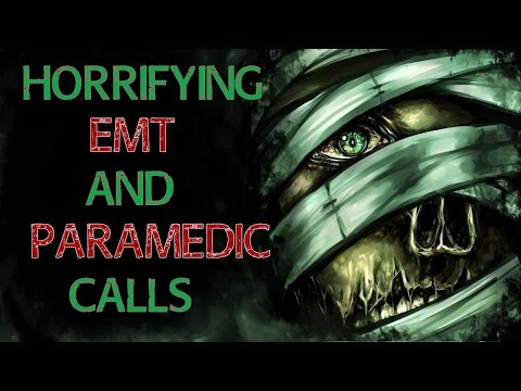 9 HORRIFYING REAL Paramedic, EMT, and Police Calls | Emergency Service Scary Stories and Experiences