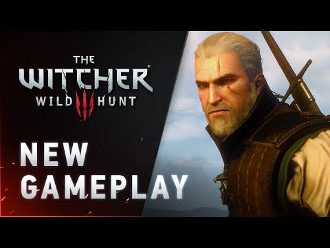 PAX East'ten The Witcher 3 oynanış görüntüleri