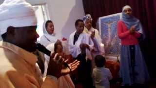 MAHIDERE SEBATE KIDEST LEDETA LE MARIAM ZURICH  ጥር 21 በዓለ አስተርእዮ (የእመቤታችን በዓለ ዕረፍት) ስታከብር
