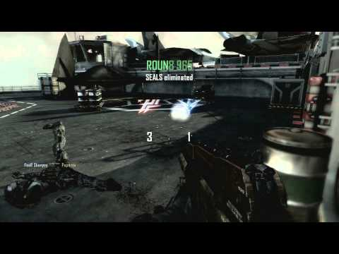 Blops2: 2v2 with Sharp & Moho #2