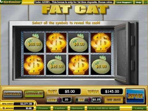 Fat Cat Video Slot