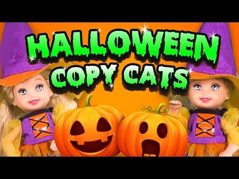 Barbie - Halloween Copy Cats (видео)