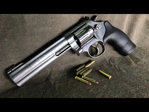 """Smith & Wesson 648 / .22 Magnum - Reintroduced in 2019 """"Unboxing"""" - 1st One in Hawaii"""