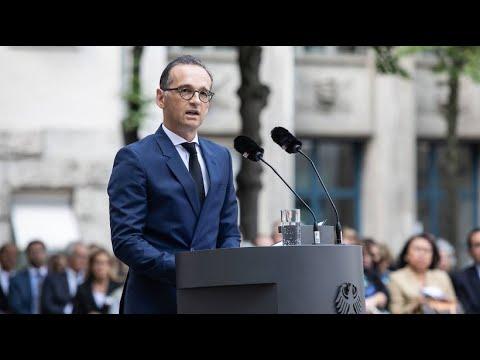 """Kampf gegen Rechtspopulisten: Maas fordert """"Einmischu ..."""
