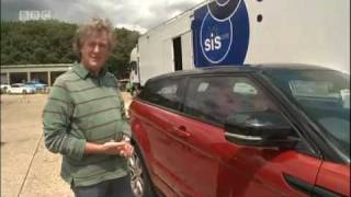 Range Rover Evoque Preview - Top Gear - BBC