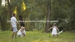 The NEW LG Washing Machine - AI DD Fabric protection +Optimization