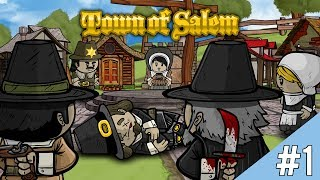 Town Of Salem [1] - FIRST ROUND DISASTER!