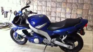 8. Yamaha YZF 600 Thundercat 2006