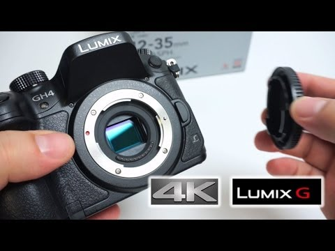Panasonic Lumix DMC-GH4 Review - DigiDIRECT TV Ep 072