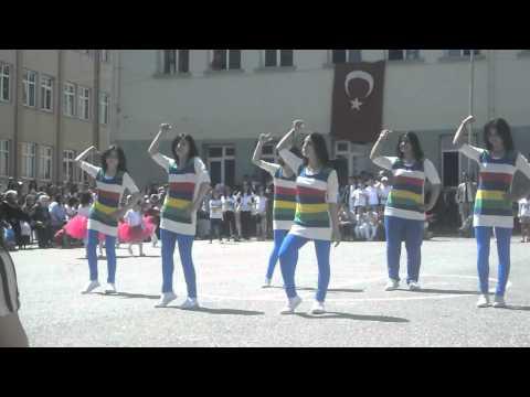 Kemalettin Sami Paşa İ.Ö.O. 7/B Öğrencileri Aşk Kaç Beden Giyer Dans Gösterisi