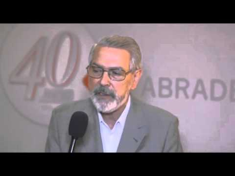 Abradee 40 Anos - Mario Menel   Presidente ABIAPE e FASE