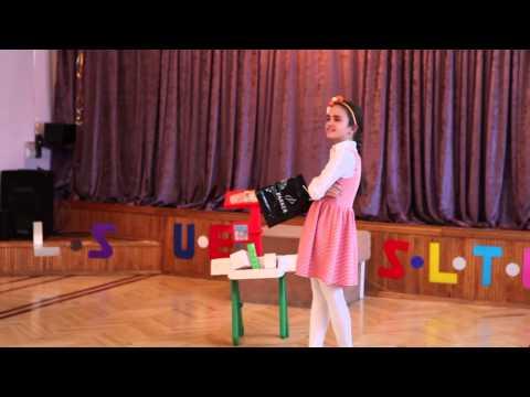 «Кіт Мусташ та його друзі» cпектакль-комедія французькою мовою