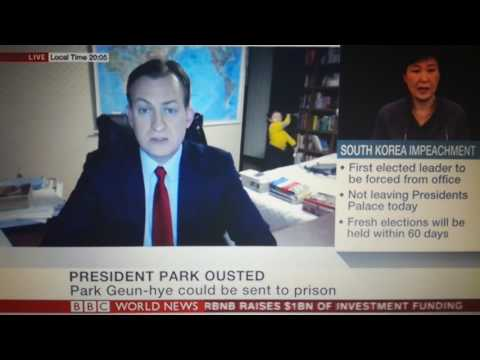 Kids Hilariously Crash Their Dad s BBC News