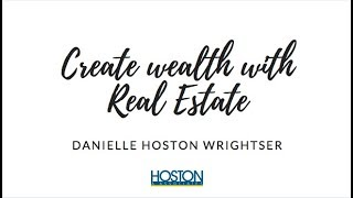 Why you should invest in real estate.