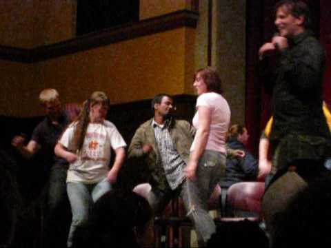 Hypnotist Michael C. Anthony-Best Moments ISU