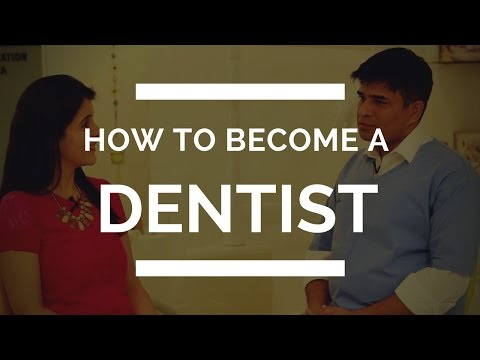 Dentist Career Information: How to Become a Dentist in India #ChetChat
