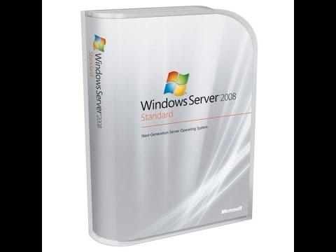 descargar e instalar windows server 2008