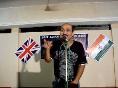 Download ENGLISH COMEDY BY DESI COMEDIAN(PART-3) LIVE IN INDIA by BRIJ MOHAN,comdian from LONDON. HD Mp4 3GP Video and MP3