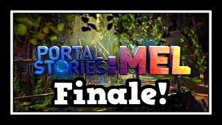 Portal Stories: Mel - Chapter 4 + 5, FINALE!