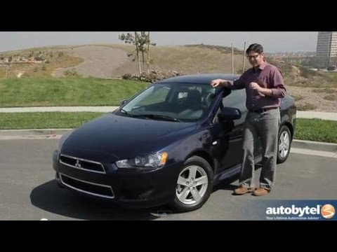 2013 Mitsubishi Lancer SE AWC Compact Sedan Video Review