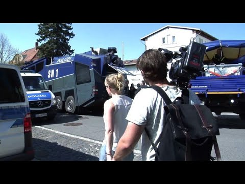 Ostritz im Ausnahmezustand: Neonazi-Festival bekommt  ...