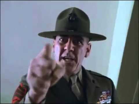 full metal jacket indimenticabile sergente maggiore hartman