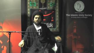 02 Hussain A guidance for Humanity - Muharram Majaalis 2014 | Night 2 (Sayed Mustafa Al-Modaressi)