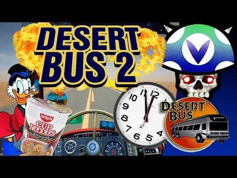 [Vinesauce] Joel - Desert Bus 2 ( Charity Incentive 2018 )