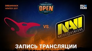 mousesports vs Na'Vi - Dreamhack Winter 2017 - map1 - de_cobblestone [yXo, Enkanis]