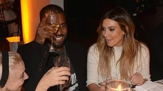 Kim Kardashian And Kanye West's Wedding Plans | POPSUGAR News
