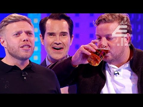 Rob Beckett GETS NERVOUS Downing Pints with The Apprentice's Thomas Skinner?! | 8 Out of 10 Cats