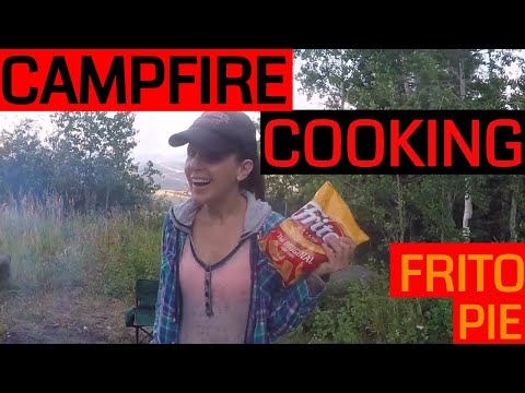Campfire Cooking: Frito Pie