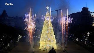Luzes de Natal - Porto 2018