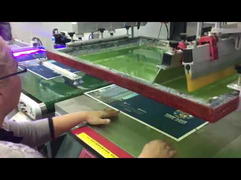 paper led uv varnish ,paper spot uv varnish screen printing line
