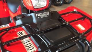 9. Honda TRX500FPE Foreman