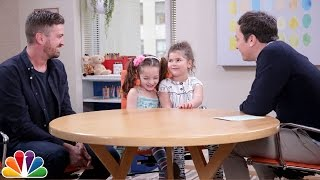 Video Take Your Parents to Work Day with Jimmy Fallon MP3, 3GP, MP4, WEBM, AVI, FLV Maret 2018