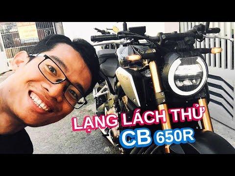 Test ride Honda CB650R đầu tiên tại Việt Nam | Anywhere Man - Thời lượng: 20:34.