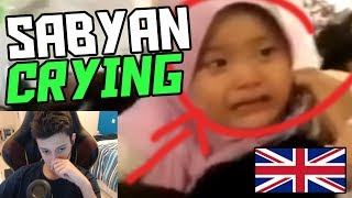 Video *EMOTIONAL* SABYAN HUGS CRYING GIRL (NISSA SABYAN PELUK ANAK KECIL YANG MENANGIS / Sabyan Reaction) MP3, 3GP, MP4, WEBM, AVI, FLV Juni 2019