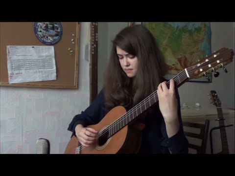 Regina Bakhritdinova & Topacio