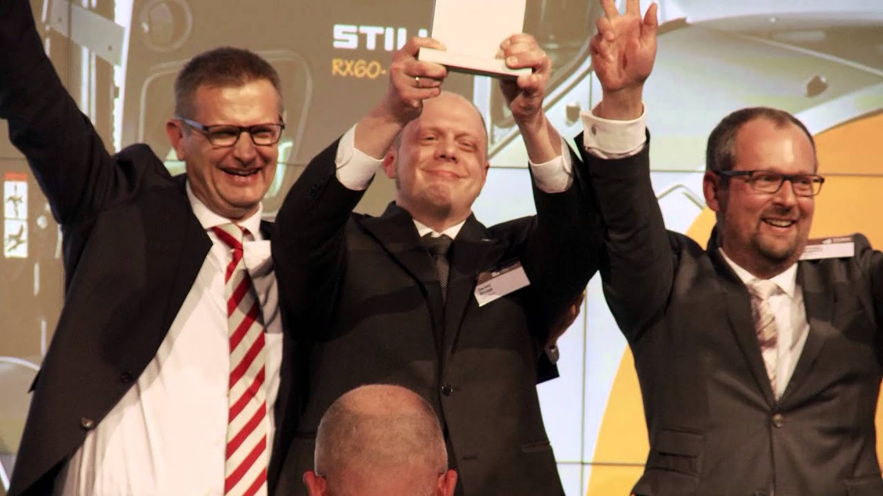 IFOY Award 2015 - Doppelsieg für STILL