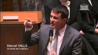 Video Manuel Valls s'énerve violemment contre une député UMP sur la délinquance dans le RER ! MP3, 3GP, MP4, WEBM, AVI, FLV Oktober 2017