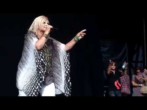 Baby D Performs Let Me Be Your Fantasy Live @ Penn Festival 2014
