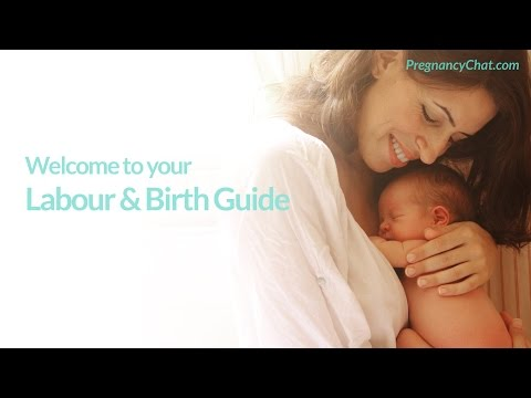 The Effective Guide To Labour & Childbirth By PregnancyChat.com