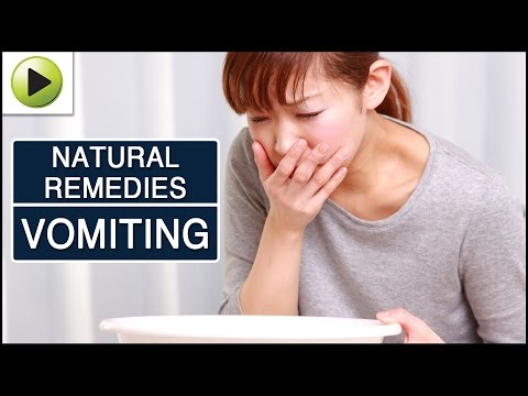 how to relieve vomiting in toddlers