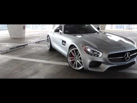 MC Customs | Mercedes Benz GTS • Vellano Wheels